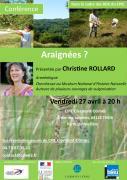 Conférence Christine Rollard