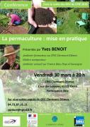 Conférence la permaculture